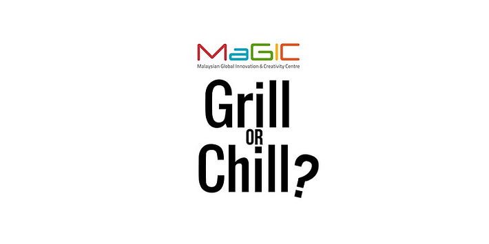 MaGIC Virtual Grill or Chill #August