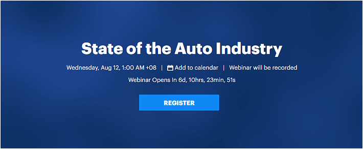 State of the Auto Industry